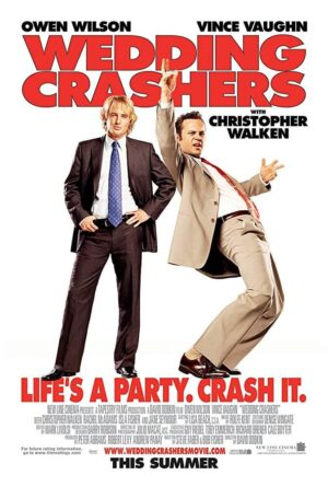Wedding Crashers DVD – Autographed