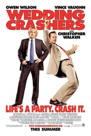 Wedding Crashers DVD – Autographed